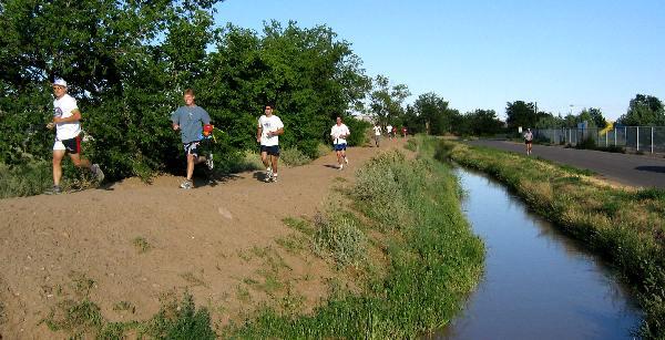 Ditch Running