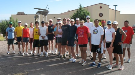 30 runners!