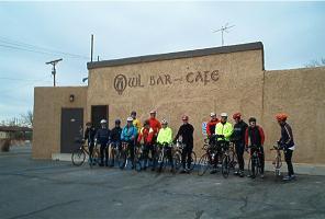 Owl Bar Ride